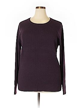Jeanne Pierre Pullover Sweater Size 3X (Plus)