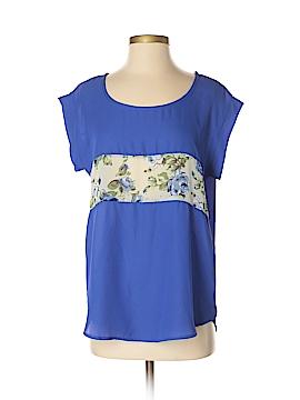 Ezra Short Sleeve Blouse Size S