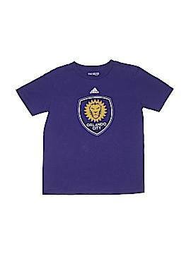 Adidas Short Sleeve T-Shirt Size M (Youth)