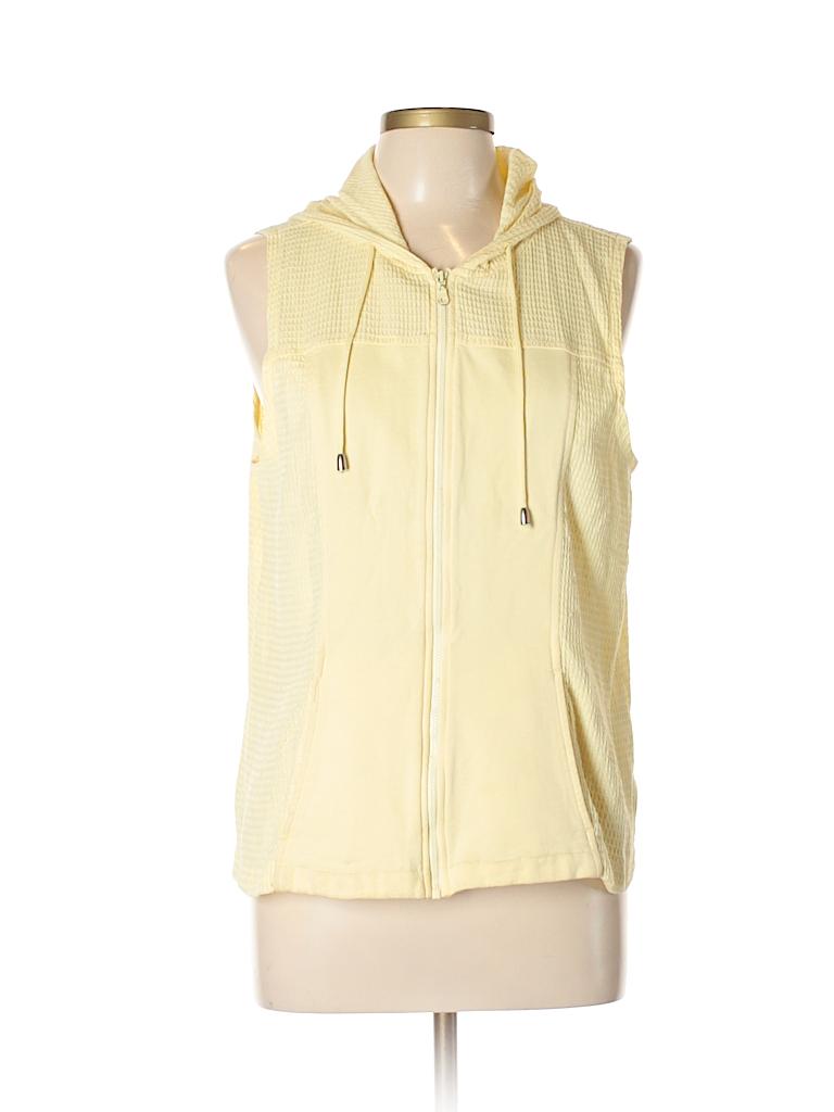 179d3676 CBK Sport Solid Yellow Track Jacket Size XL - 60% off   thredUP