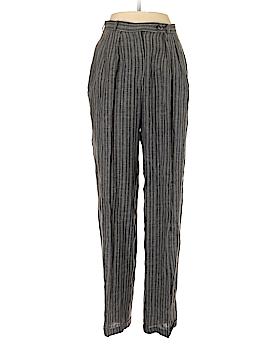 Ann Tjian for Kenar Linen Pants Size 8