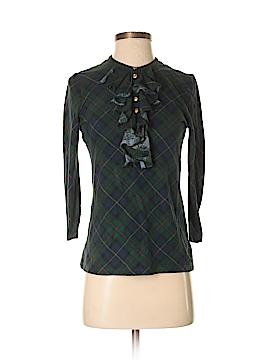 Lauren by Ralph Lauren 3/4 Sleeve Henley Size M