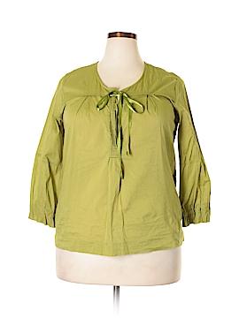Chadwicks 3/4 Sleeve Blouse Size 16