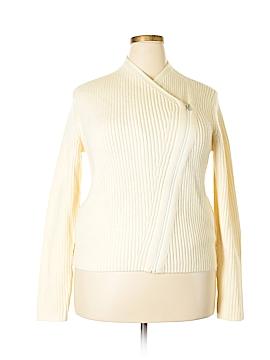 Athleta Wool Cardigan Size XL
