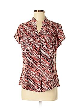 Millenium Short Sleeve Blouse Size M