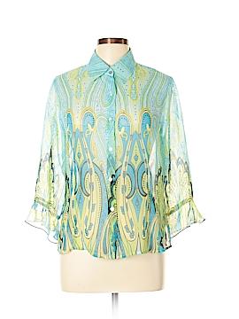 Nicola 3/4 Sleeve Blouse Size M