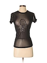 Rampage Women Short Sleeve Blouse Size S