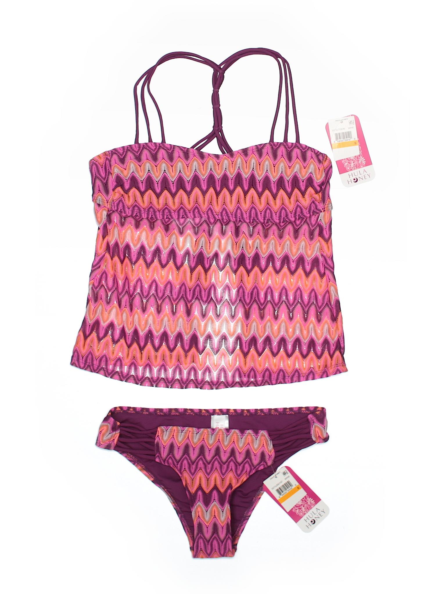 Boutique Piece Swimsuit Hula Two Honey 8r8qT
