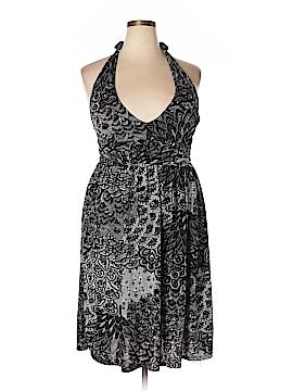 Beach Belle Casual Dress Size 1X (Plus)