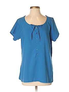 Merrell Short Sleeve Blouse Size M