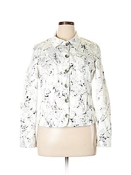 Tribal Denim Jacket Size 14