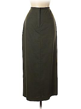 Casual Corner Wool Skirt Size 8