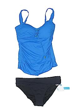Bleu Rod Beattie Two Piece Swimsuit Size 6