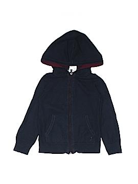 Jacadi Zip Up Hoodie Size 4