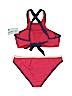 California Waves Women Two Piece Swimsuit Size M