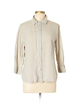 Fresh Produce Long Sleeve Button-Down Shirt Size XL
