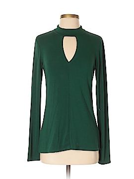 Bardot Long Sleeve Top Size 4