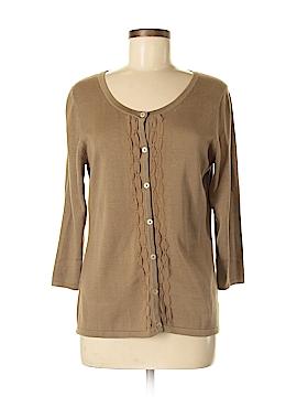 Coldwater Creek Silk Cardigan Size 10