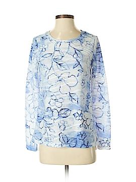 Simply Vera Vera Wang Long Sleeve Top Size S