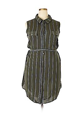 City Chic Casual Dress Size 24 (XXL) (Plus)