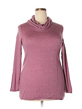 J.jill Wool Pullover Sweater Size 1X (Plus)