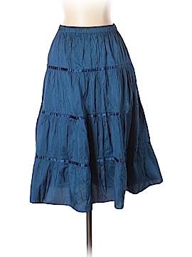 Calypso St. Barth Silk Skirt Size S