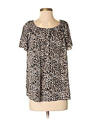 Vince Camuto Women Short Sleeve Blouse Size XS