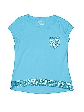 Basic Editions Short Sleeve T-Shirt Size 10/12