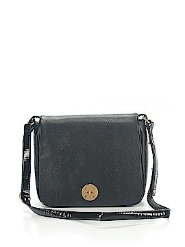 Eric Javits Leather Crossbody Bag One Size