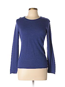 Ellen Tracy Wool Pullover Sweater Size L