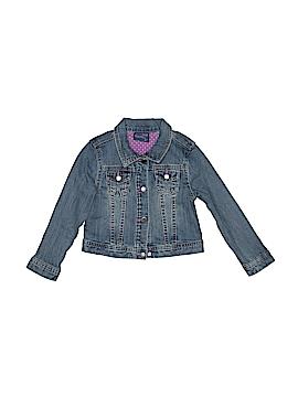 Genuine Kids from Oshkosh Denim Jacket Size 4T