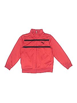 Puma Track Jacket Size 4