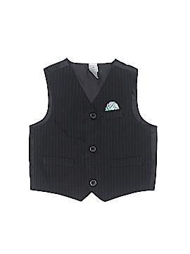 George Tuxedo Vest Size 24 mo