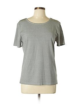 Linda Allard Ellen Tracy Short Sleeve T-Shirt Size L