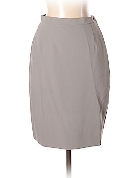 Giorgio Armani Wool Skirt Size 38 (IT)