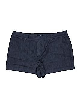 Ann Taylor LOFT Denim Shorts Size 16