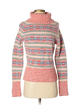 Sundance Wool Pullover Sweater Size S
