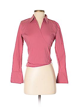 Brooks Long Sleeve Blouse Size XS