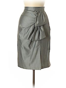 Eva Franco Silk Skirt Size 2