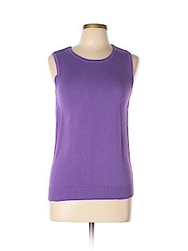Laura Scott Sweater Vest Size M