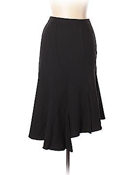 Blue Les Copains Wool Skirt Size 40 (EU)