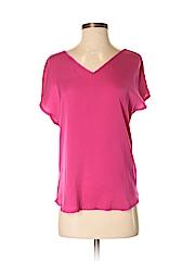 Mossimo Women Short Sleeve Blouse Size XS