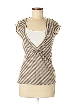 FANG Short Sleeve Blouse Size M