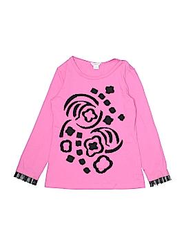 KC Parker Long Sleeve T-Shirt Size 6