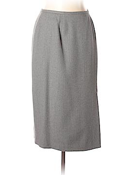 Valerie Stevens Wool Skirt Size 10