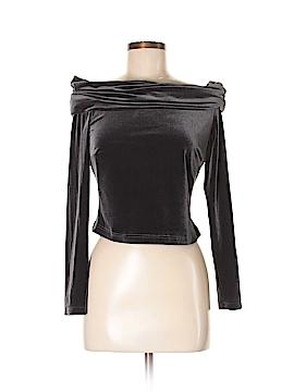 Chetta B Long Sleeve Top Size M
