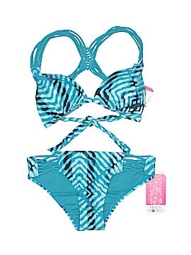 Hula Honey Two Piece Swimsuit Size S