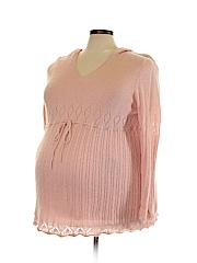 Motherhood Women Pullover Sweater Size 3X (Maternity)
