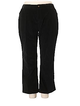 DressBarn Cords Size 22 (Plus)