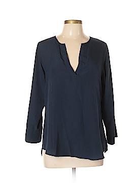 Barneys New York Long Sleeve Blouse Size M